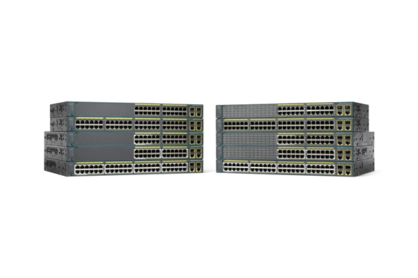 Cisco Catalyst 2960-Plus Series Switches