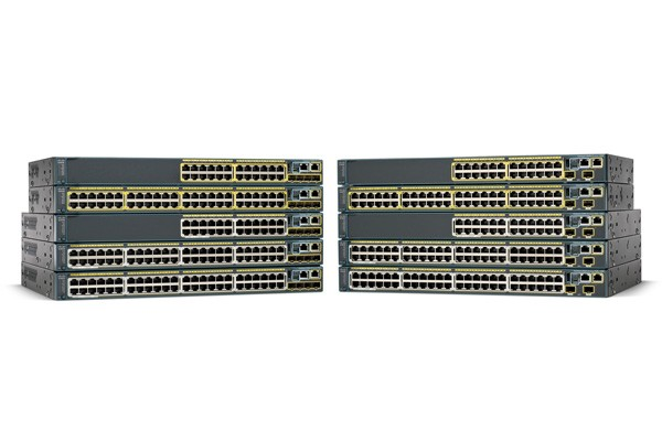 Cisco Catalyst 2960-S Series Switches