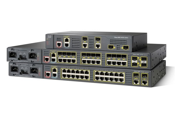 Cisco ME 3400E Series Ethernet Access Switches