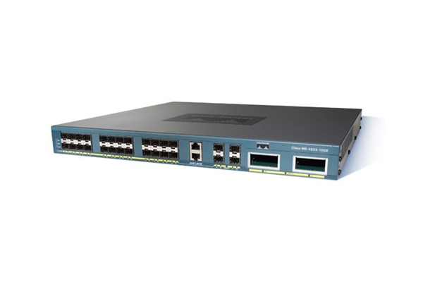 Cisco ME 4900 Series Ethernet Switches