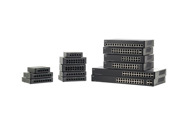Cisco Small Business 100 Series Unmanaged Switches