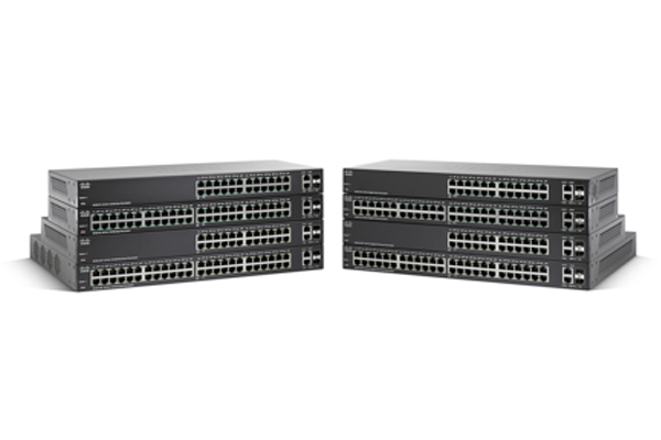 Cisco Small Business 220 Series Smart Plus Switches