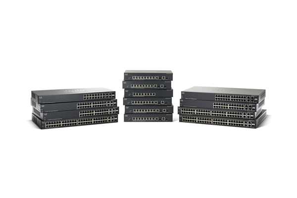 Cisco Small Business 300 Series Managed Switches
