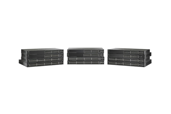 Cisco Small Business 500 Series Stackable Managed Switches