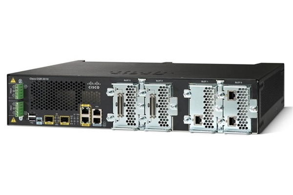 Cisco 2000 Series Connected Grid Routers
