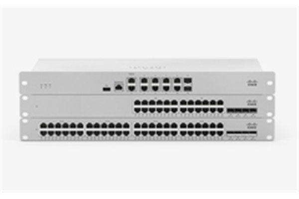 Cisco Meraki Cloud Managed Switches