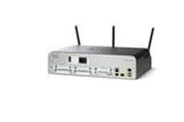 Cisco 1900 Series Integrated Services Routers