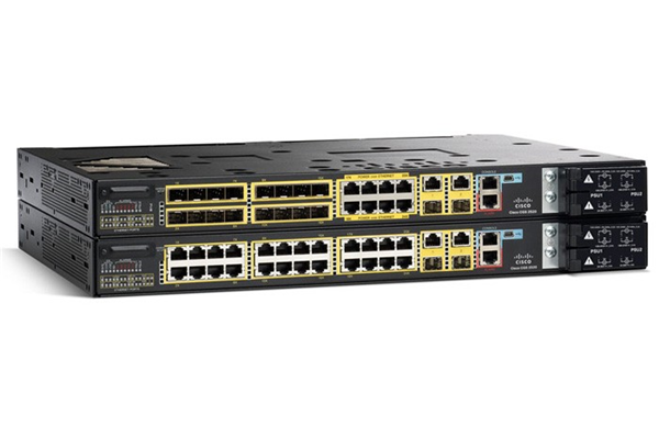 Cisco 2500 Series Connected Grid Switches