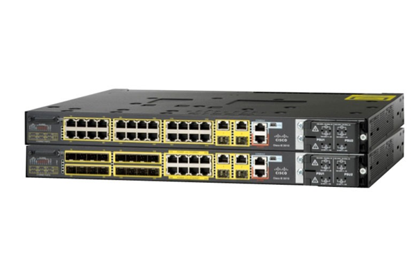 Cisco Industrial Ethernet 3010 Series Switches