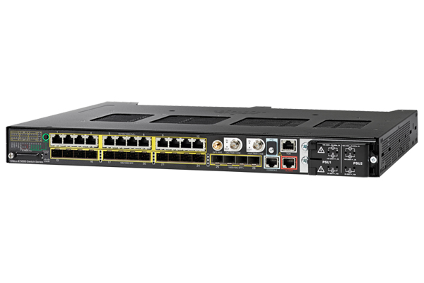 Cisco Industrial Ethernet 5000 Series Switches